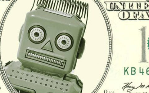 """运行在区块链上的""""机器人经济"""""""
