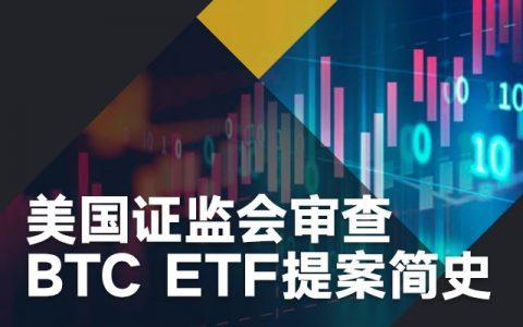 比特币能否凭借交易所交易基金(ETF))进入主流金融市场?
