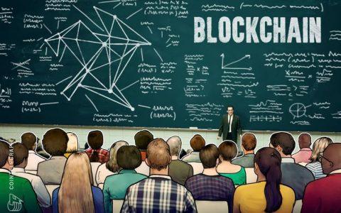 韩国政府的合作关系启动培训40余名区块链专家