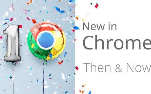 Google Chrome十周年却是一场花样作死?