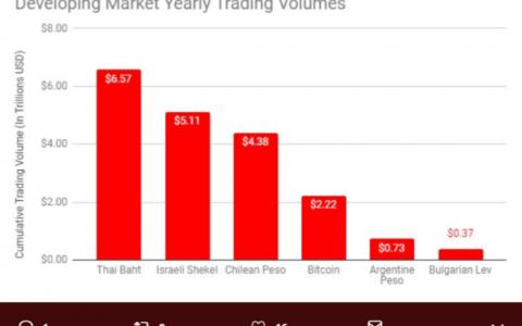 """3.2万亿美元!比特币2018年交易量再创记录,""""坐实""""全球货币地位"""