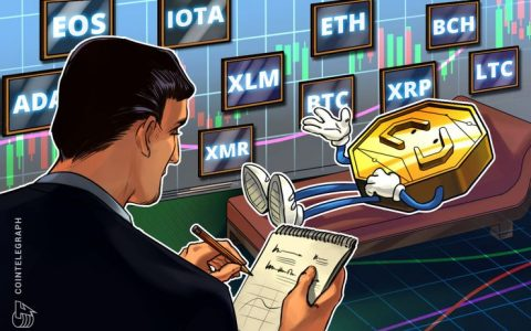 8月13日价格分析:比特币/以太坊/瑞波币/比特币现金/EOS/Stellar/莱特币/Cardano/门罗币/埃欧塔