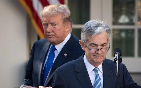 又一个比特币利好?特朗普向美联储施加降息压力