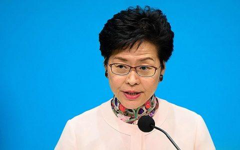 林郑月娥:香港首批虚拟银行牌照将在一季度落地实施