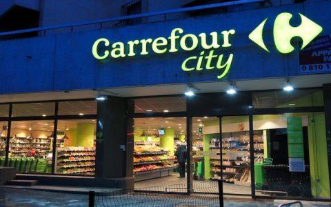 家乐福在西班牙布局区块链,上线食品溯源平台