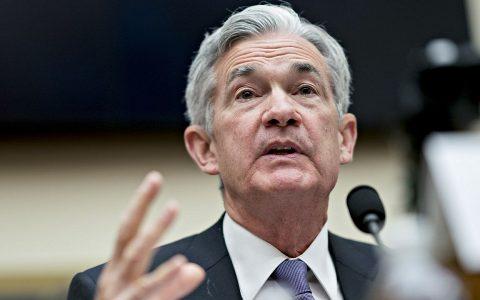 美联储主席鲍威尔:比特币更像黄金,取代美元并非没有可能