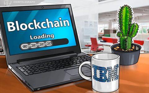 IBM申请区块链专利 以确保通过节点数据交易的合规性