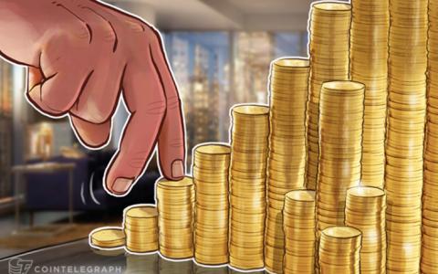 BitMEX暂停交易后加密货币总市值一小时内飙升120亿美元