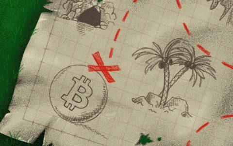 中本聪宝藏:价值百万美元的比特币寻宝活动