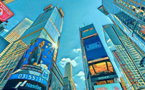 纳斯达克证券交易所开始提供BTC和ETH指数