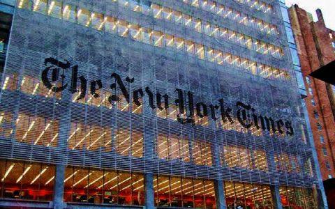 纽约时报计划测试区块链技术