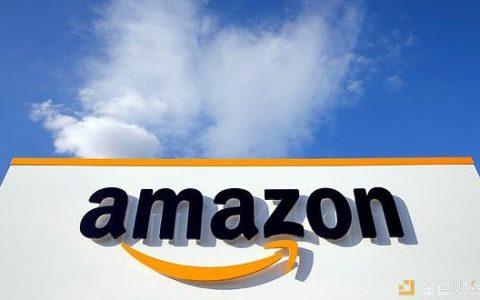 亚马逊推出区块链服务 用户可运行数百万笔交易