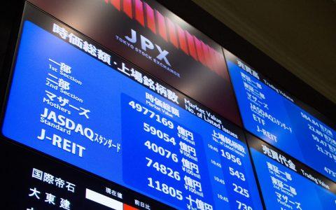 比特币创一年新低,亚洲加密货币相关公司股票应声下跌