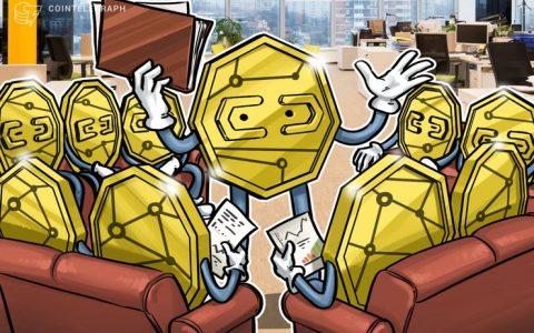 加密货币市场维稳,市值排名前20的加密货币中有三种出现上涨