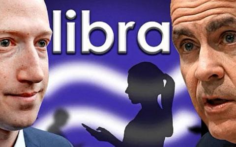 英格兰银行行长与扎克伯格私下会面,讨论Libra