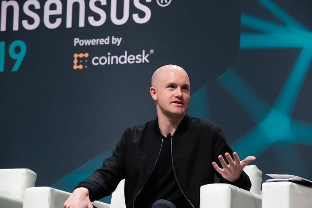Coinbase首席执行官表示,加密是实现金融包容的途径