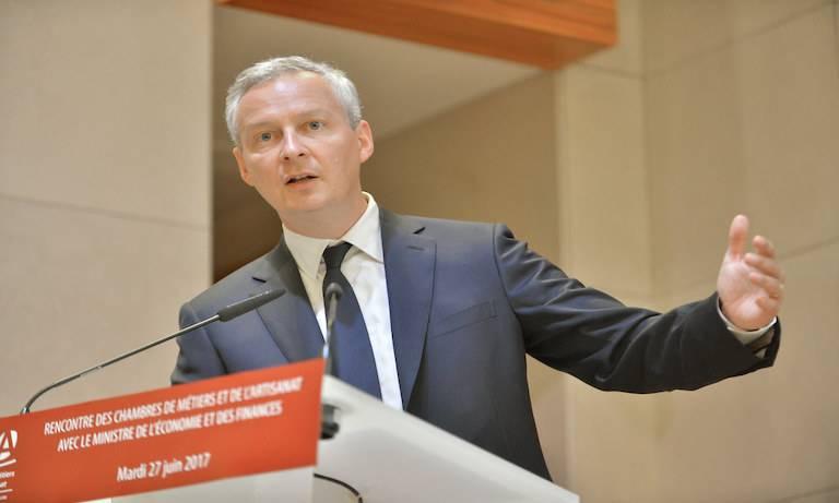 法国财政部长:法国将阻止Libra在欧洲开展业务
