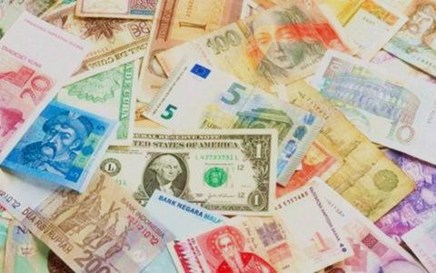 一張圖讀懂世界貨幣及市場
