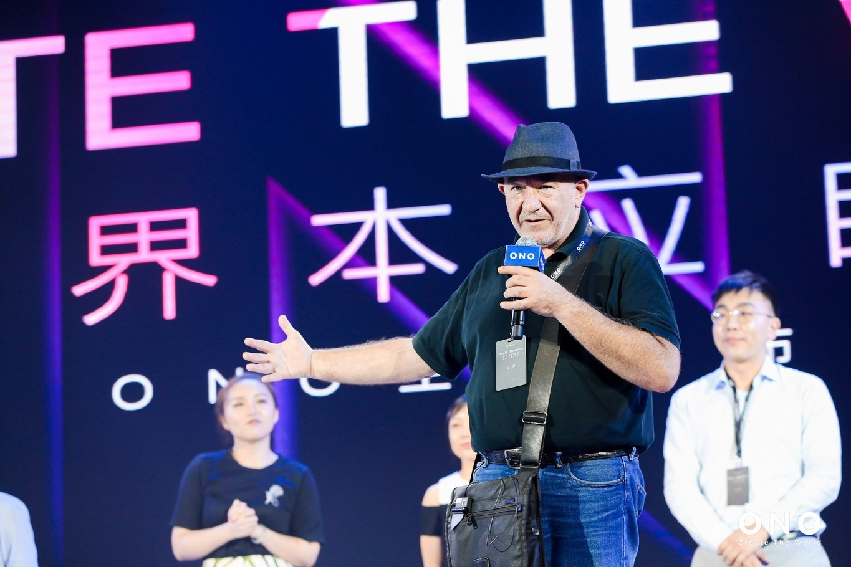 前EOS技术专家John Milburn宣布加入ONO主网团队