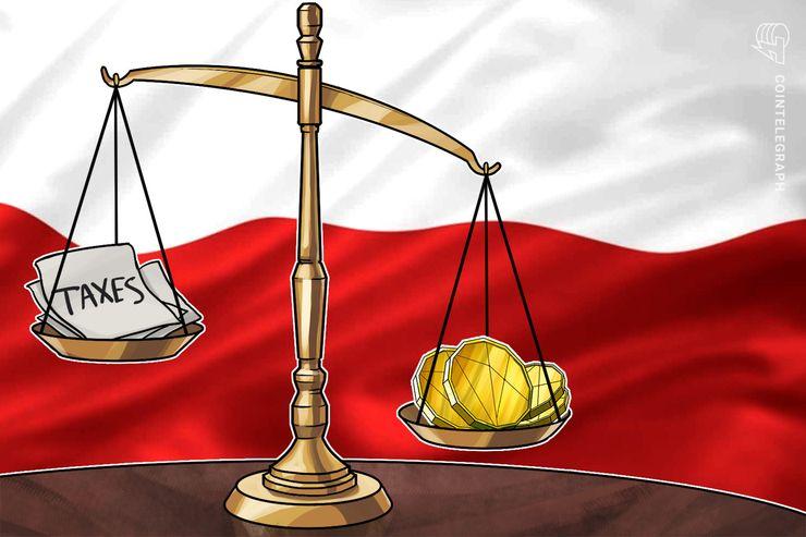 波兰推出新草案澄清加密货币税收制度