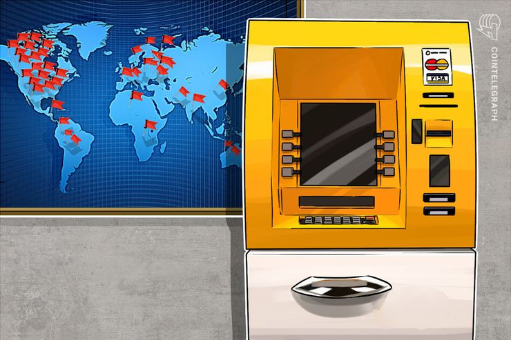 报告:到2023年,加密货币ATM市场预计将增长到1.445亿美元