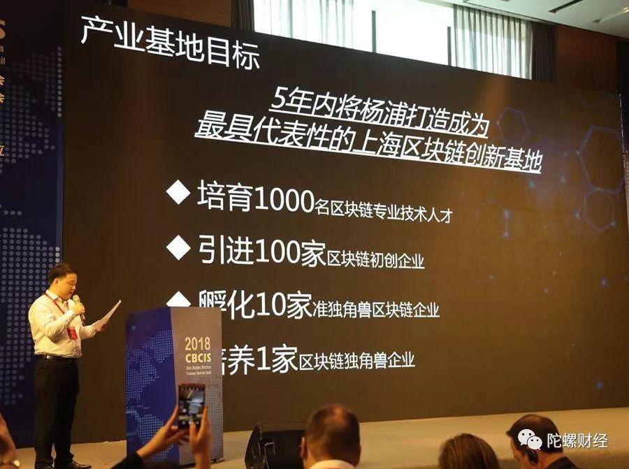"""上海区块链的""""转折时刻"""""""