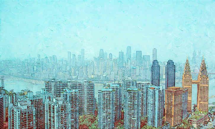 重庆创新应用区块链技术:新注册登记营业执照全部上链